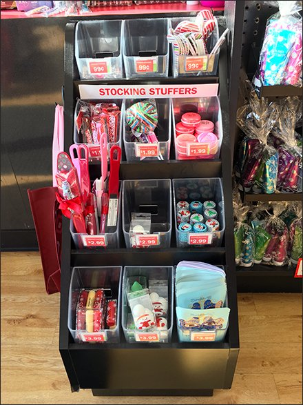 Cosmetics Accessories As Holiday Stocking Stuffers