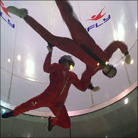 Maximum Capacity for iFly Skydiving Restricted to 194