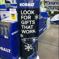 Look For Gifts That Work Advises Kobalt
