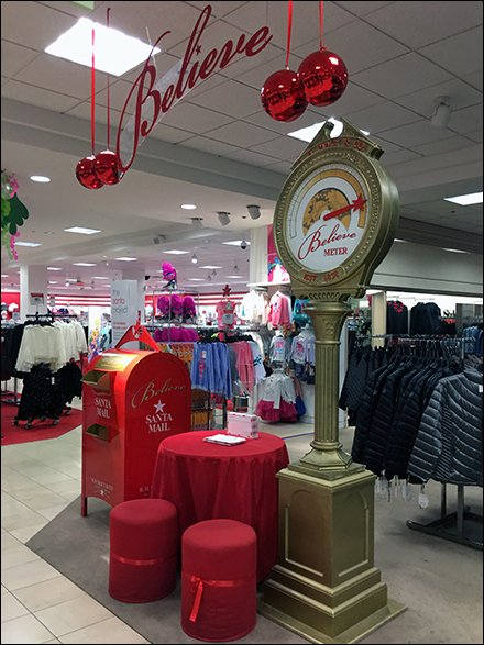 R. H. Macy & Co. Santa's Mail Mailbox