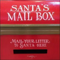 Santa's Mailbox Interpretation Not By R.H. Macy & Co