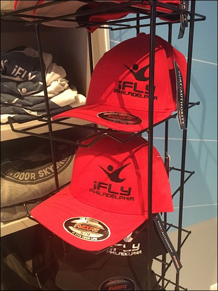 iFly InDoor Skydiving Baseball Cap Tower