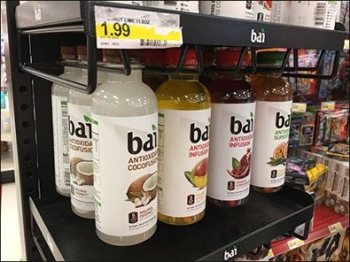Bai Beverage Bottle Neck Hang 2