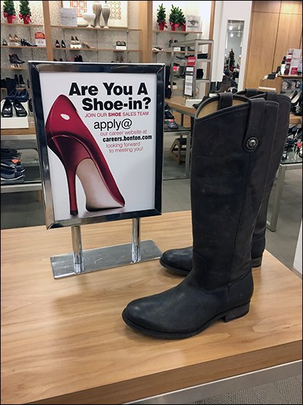 Are You A Shoe-In For Bon-Ton Hiring?