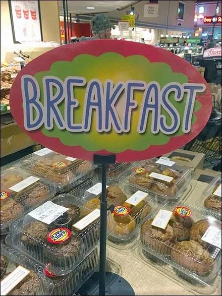 Breakfast Bagels vs Dinner Roll Confusion