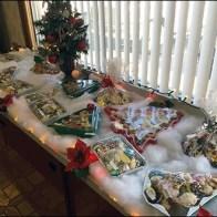 Christmas Bakery Buffet 2