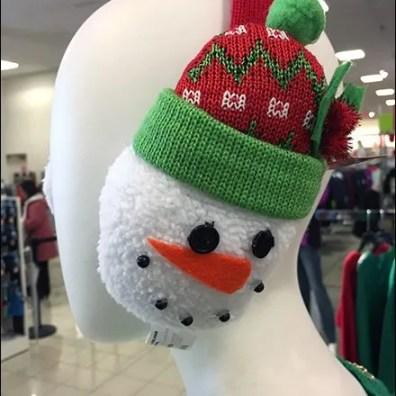 Christmas Earmuffs 2