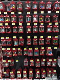 Well-Ordered Christmas Ornament Array