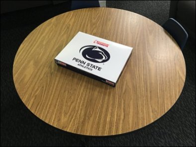 Dunkin' Donuts Backs The Penn State Nittany Lions
