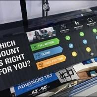 Flatscreen TV Mount Color Codes 2