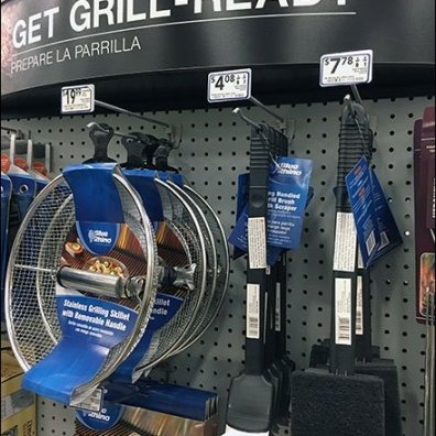 Get Grill Ready Straight-Entry Hook Display 3