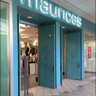 Maurices Door Knocker Store Branding
