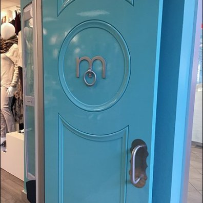 Maurices Door Knocker Store Branding 3