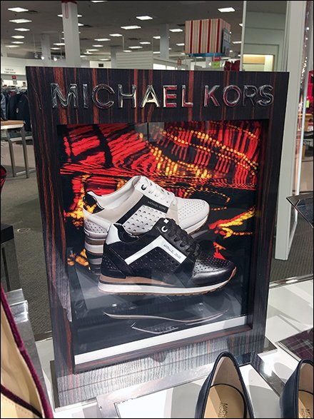 Michael Kors Transparency Lightbox