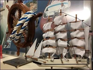 Nautica Nautical Visual Merchandising Props 2