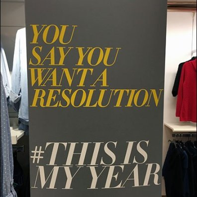 New Year Resolution in Apparel 3