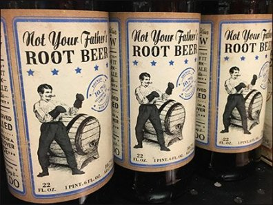 Not Your Fathers Root Beer 2