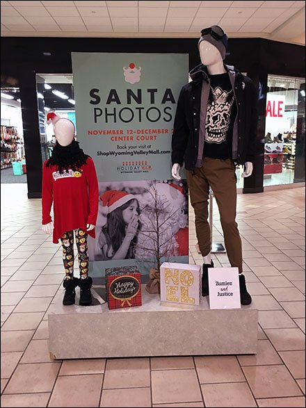Last Call For Santa Mall Photos