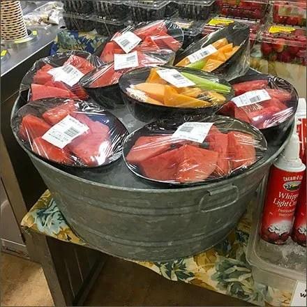 Sickles Iced Melon Tub Main