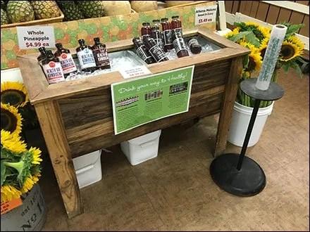 Sickles Iced Organics and Health Aids
