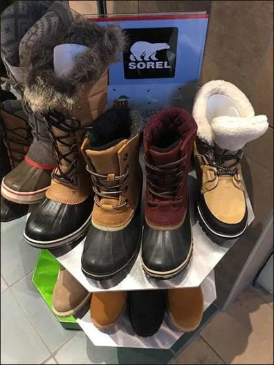 Sorel Heaxagonal Boot Stand 3