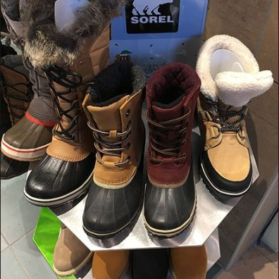 Sorel Heaxagonal Boot Stand 3