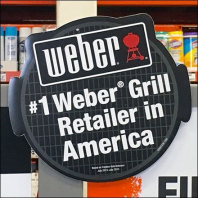 Weber Grill Department Pre-Season Lineup
