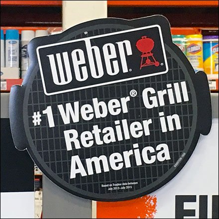 Weber Grill Department Pre-Season Lineup