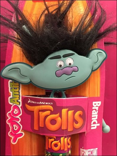Collectable Troll Doll Lip Gloss 3