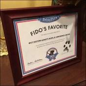 Fidos Favorite V.I.P. Hotel Ranking Award