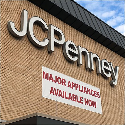 JCPenney Retail Fixtures