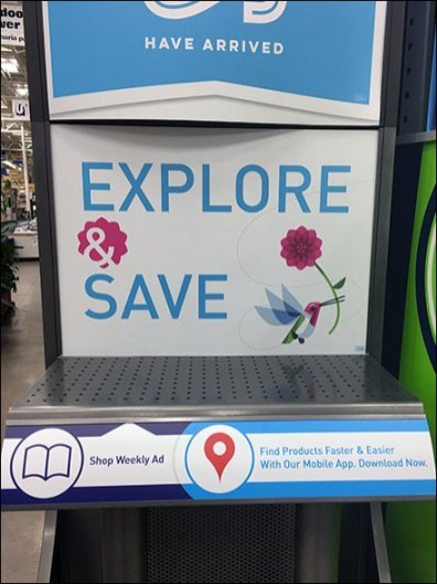 Spring Event Cross-Sell to Lowes Mobile App