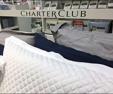 Charter Club Bed Linen Branding at Macys