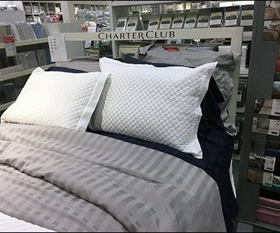 Macys Charter Club Bed Linens Branded 2