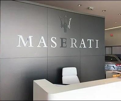 Maserati Reception 5