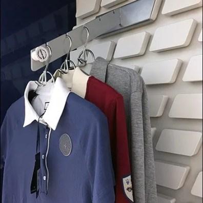 Maserati T-Shirt Custom Slatwall 2