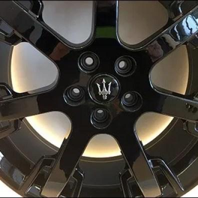 Maserati Wheel Personalization 5