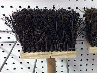 Masonry Brush Pegboard Rack 3
