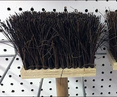 Masonry Brush Pegboard Rack 3