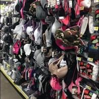 Mass Merchandising $10 Bras