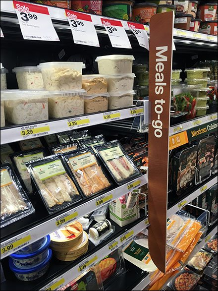 Meals To Go Magnetic Aisle Invader Category Definition