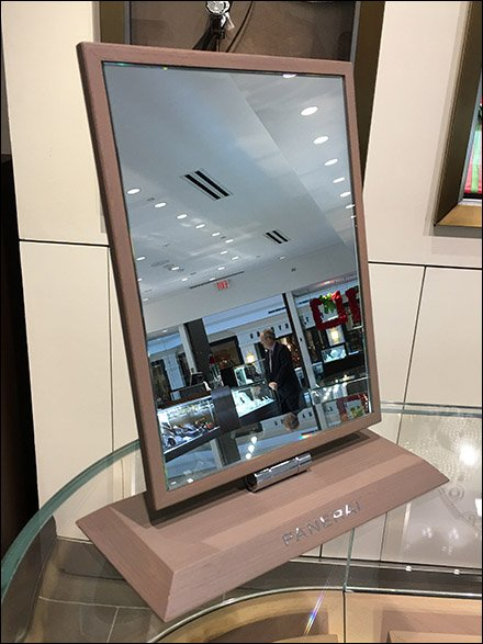 Panerai Mirror at Sidney Thomas Jewelers