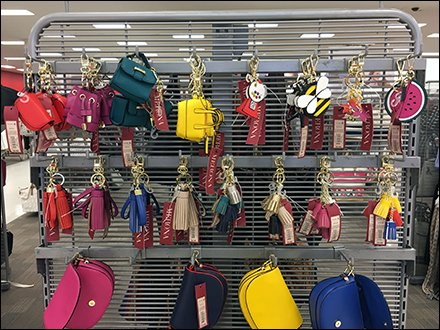 Spring Purse Charm Rollout by Bar Hook