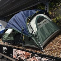 Miniature Camping Tents as Try-Me Sample