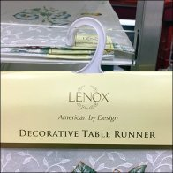 Lenox Table Runner and Placemat Tower