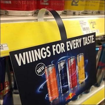 Red-Bull Wings-For-Every-Taste Dangler