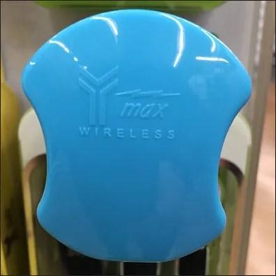 Y-Max Wireless Accessories Security Loop Hooks Logo1
