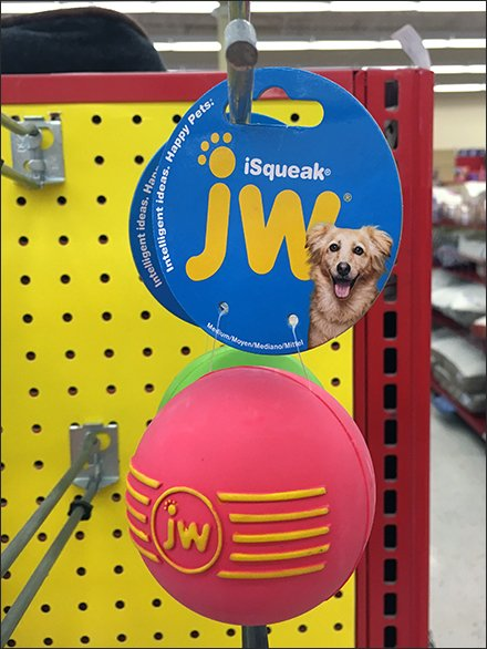 Pet Ball Sales Straight-Entry-Hook