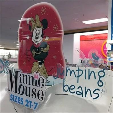 Disney Minnie Mouse Book of Fashion Display