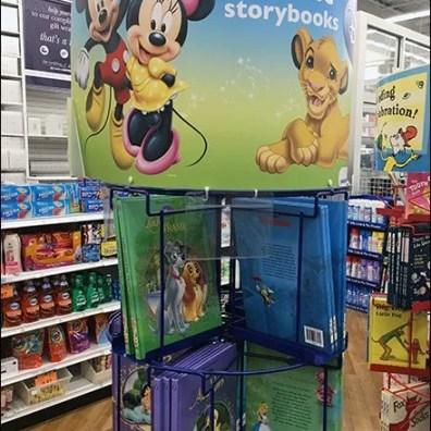 Disney Story Book Spinner Tower 2